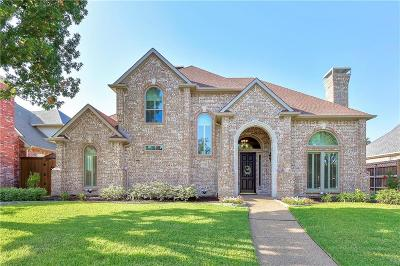 Plano Single Family Home For Sale: 5728 Meadowhaven Drive