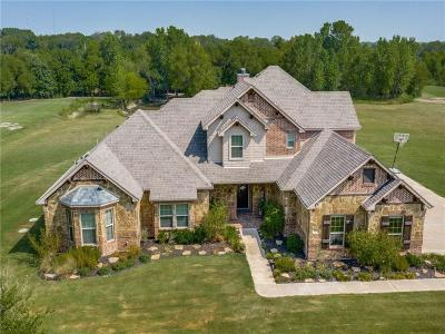 Collin County Single Family Home Active Option Contract: 62 Trailridge Drive