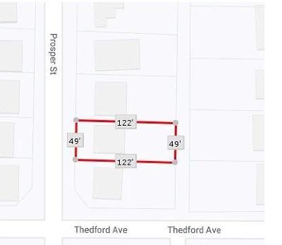Dallas County Single Family Home For Sale: 6806 Prosper Street