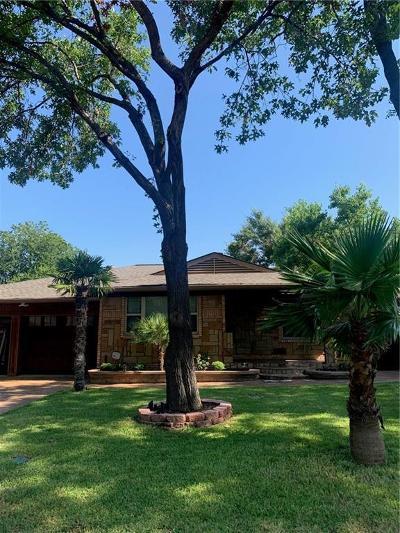 Dallas Single Family Home For Sale: 2429 Hillsboro Avenue