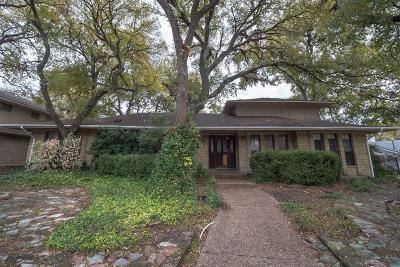 Plano TX Single Family Home For Sale: $264,000