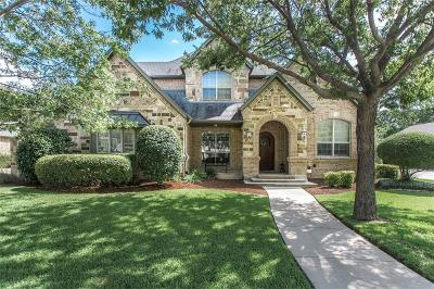 Tarrant County Single Family Home For Sale: 6208 Riverview Circle