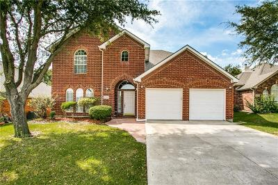 Sachse Single Family Home For Sale: 5916 Creek Crossing Lane
