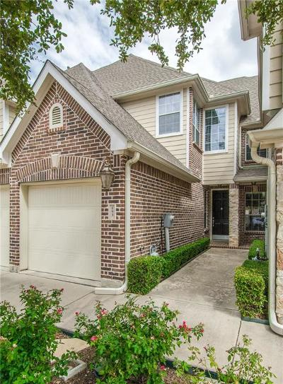 Dallas County Townhouse For Sale: 193 Milan Street #2205
