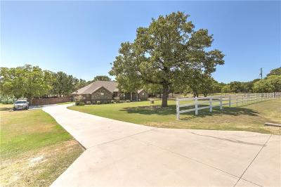 Weatherford Single Family Home For Sale: 795 Fm 1708