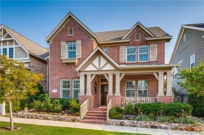 McKinney Single Family Home For Sale: 7412 Ardmore Street