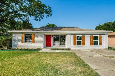Dallas Single Family Home For Sale: 3246 Millmar Drive