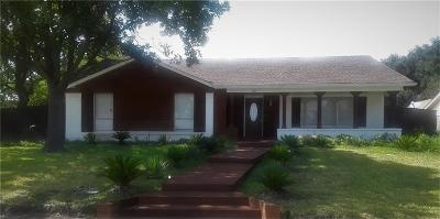 Mesquite Single Family Home For Sale: 3021 Concord Drive