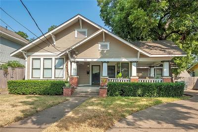 Dallas County Multi Family Home For Sale: 4517 Worth Street