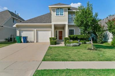McKinney Single Family Home For Sale: 9916 Wild Ginger Drive