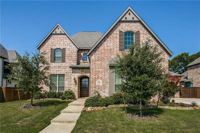 Collin County Single Family Home For Sale: 2609 Greenlawn Drive