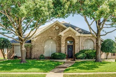 Frisco Single Family Home For Sale: 10004 Belfort Drive