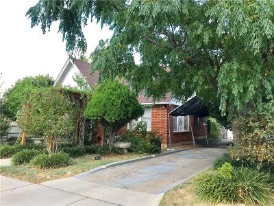 Single Family Home For Sale: 2529 Chicago Avenue
