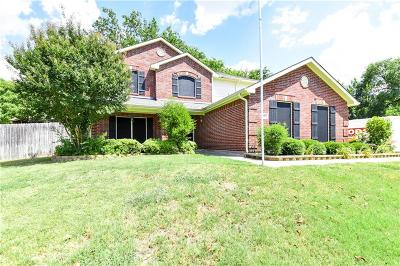 Rockwall Single Family Home For Sale: 7110 Odell Avenue