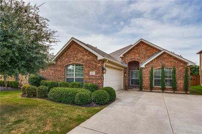McKinney Single Family Home For Sale: 10217 Cedar Breaks
