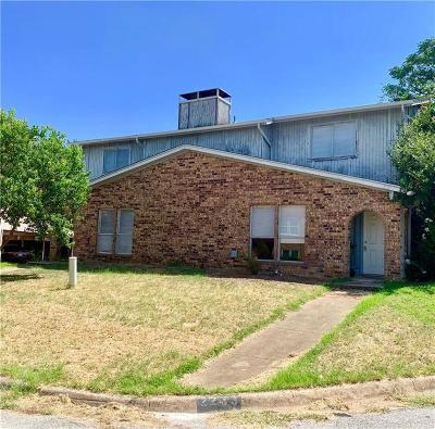 Dalworthington Gardens Multi Family Home For Sale: 2231 Chase Court