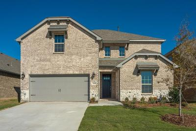 Denton County Single Family Home For Sale: 1444 Monarch Trail