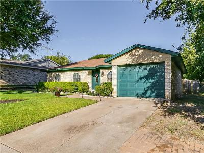 Fort Worth Single Family Home For Sale: 736 Reveille Road