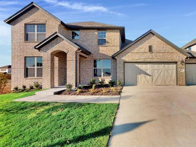 Flower Mound Single Family Home For Sale: 6412 Dolan Falls Drive
