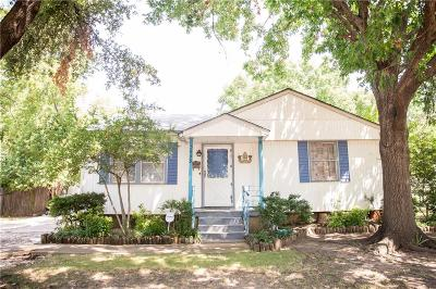 Dallas Single Family Home For Sale: 3649 Linda Drive