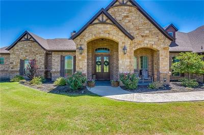 Dallas County, Denton County, Collin County, Cooke County, Grayson County, Jack County, Johnson County, Palo Pinto County, Parker County, Tarrant County, Wise County Single Family Home For Sale: 167 Rancho Vista Drive
