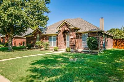 Frisco Single Family Home For Sale: 11212 Amber Valley Drive
