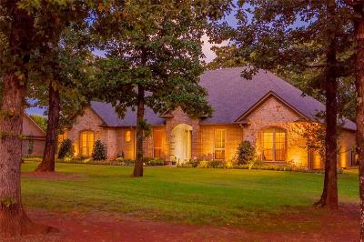Lindale Single Family Home Active Option Contract: 19836 Post Oak Bend