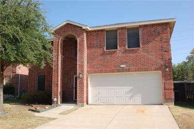 Fort Worth Single Family Home For Sale: 632 Granite Ridge Drive
