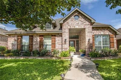 Forney Single Family Home For Sale: 105 Parkside Road
