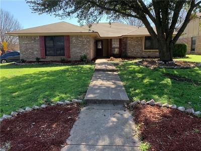 Fort Worth Single Family Home For Sale: 2609 S Meadow Drive