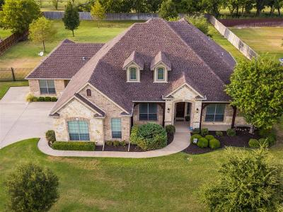 Midlothian Single Family Home For Sale: 1430 Plum Creek Drive