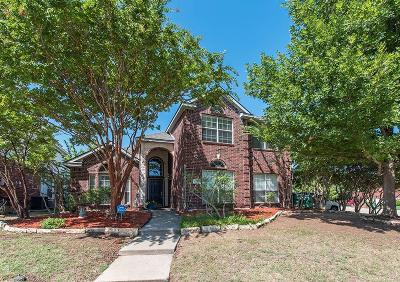 McKinney Single Family Home For Sale: 3300 Woodberry Lane