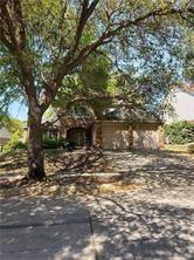Fort Worth Single Family Home For Sale: 5221 Grand Mesa Drive