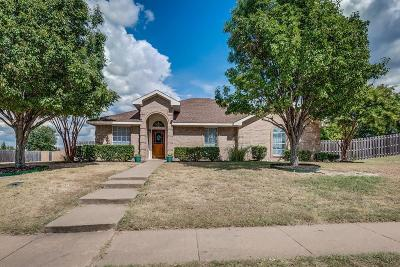 Midlothian Single Family Home For Sale: 6060 Crest Drive