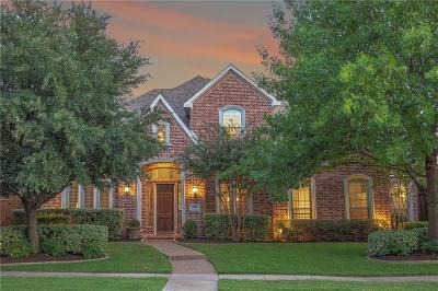 Frisco Single Family Home For Sale: 4887 Oakhurst Lane