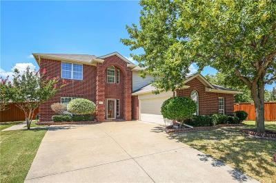 Wylie Single Family Home For Sale: 1911 Country Walk Lane