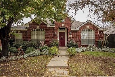 Frisco Single Family Home For Sale: 1398 Forest Oaks Court