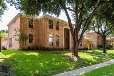 Plano Single Family Home For Sale: 5900 Milano Drive