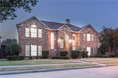 Coppell Single Family Home For Sale: 220 Cove Drive