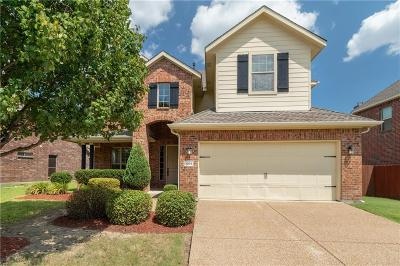 McKinney Single Family Home For Sale: 1504 Meadow Ranch Road