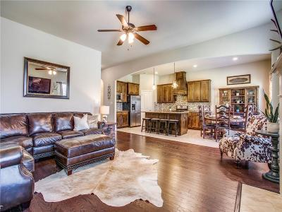 Fort Worth Single Family Home For Sale: 12016 Hathaway Drive