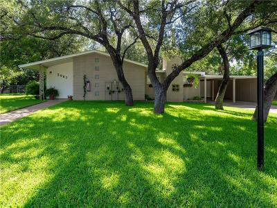 Brownwood Single Family Home For Sale: 3907 Oakdale Drive