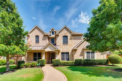 Dallas County, Denton County, Collin County, Cooke County, Grayson County, Jack County, Johnson County, Palo Pinto County, Parker County, Tarrant County, Wise County Single Family Home For Sale: 6542 Hunters Parkway