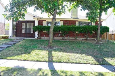 Dallas Single Family Home For Sale: 7419 Concordia