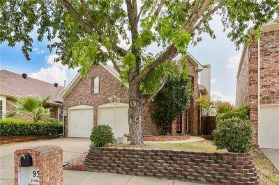 Lewisville Single Family Home For Sale: 934 Ivyglen Court