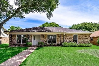 Dallas Single Family Home For Sale: 7709 La Verdura
