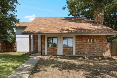 Carrollton Single Family Home For Sale: 3702 Viewmont Drive