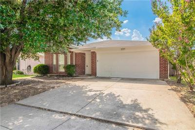Fort Worth Single Family Home For Sale: 8037 Iris Circle
