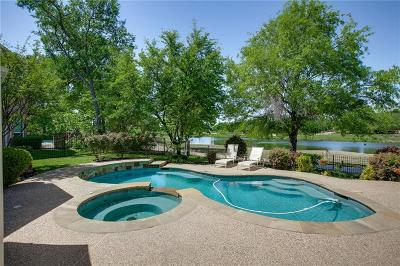 Flower Mound TX Single Family Home For Sale: $664,000