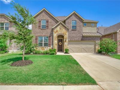 McKinney Single Family Home For Sale: 7512 W Fork Lane